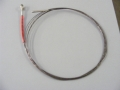 ACCELERATOR CABLE 58-66 2650mm