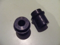 Bumper Outer Rear Rubber Mounts