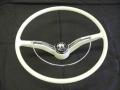 Steering Wheel Complete Ivory
